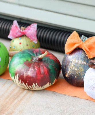 5 Creative Pumpkin Decorating Ideas That Anyone Can Make