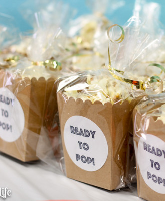 DIY: Ready to Pop White Chocolate Popcorn Recipe
