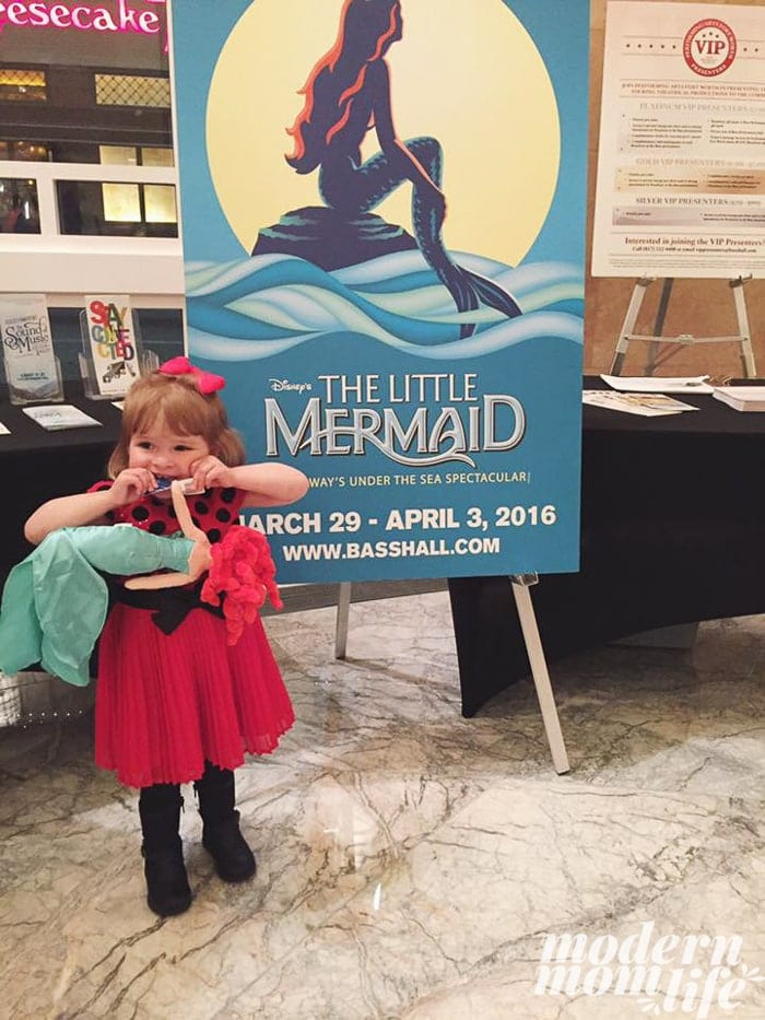 Little Mermaid Musical