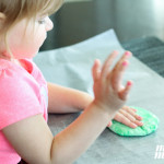 Easy Peeps Play Dough Recipe