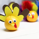 Make This Turkey Thanksgiving Craft for Kids