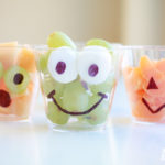 Halloween Fruit Snacks for Kids