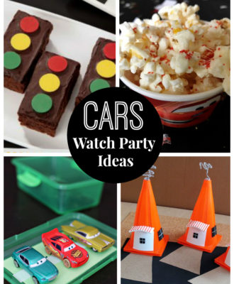 Cars Party Ideas