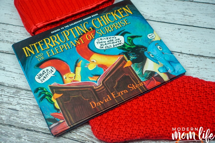 Candlewick Press Interrupting Chicken and the Elephant of Surprise
